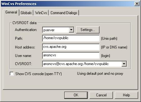 Apache Avalon - CVS