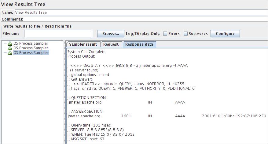 Apache JMeter - Changes