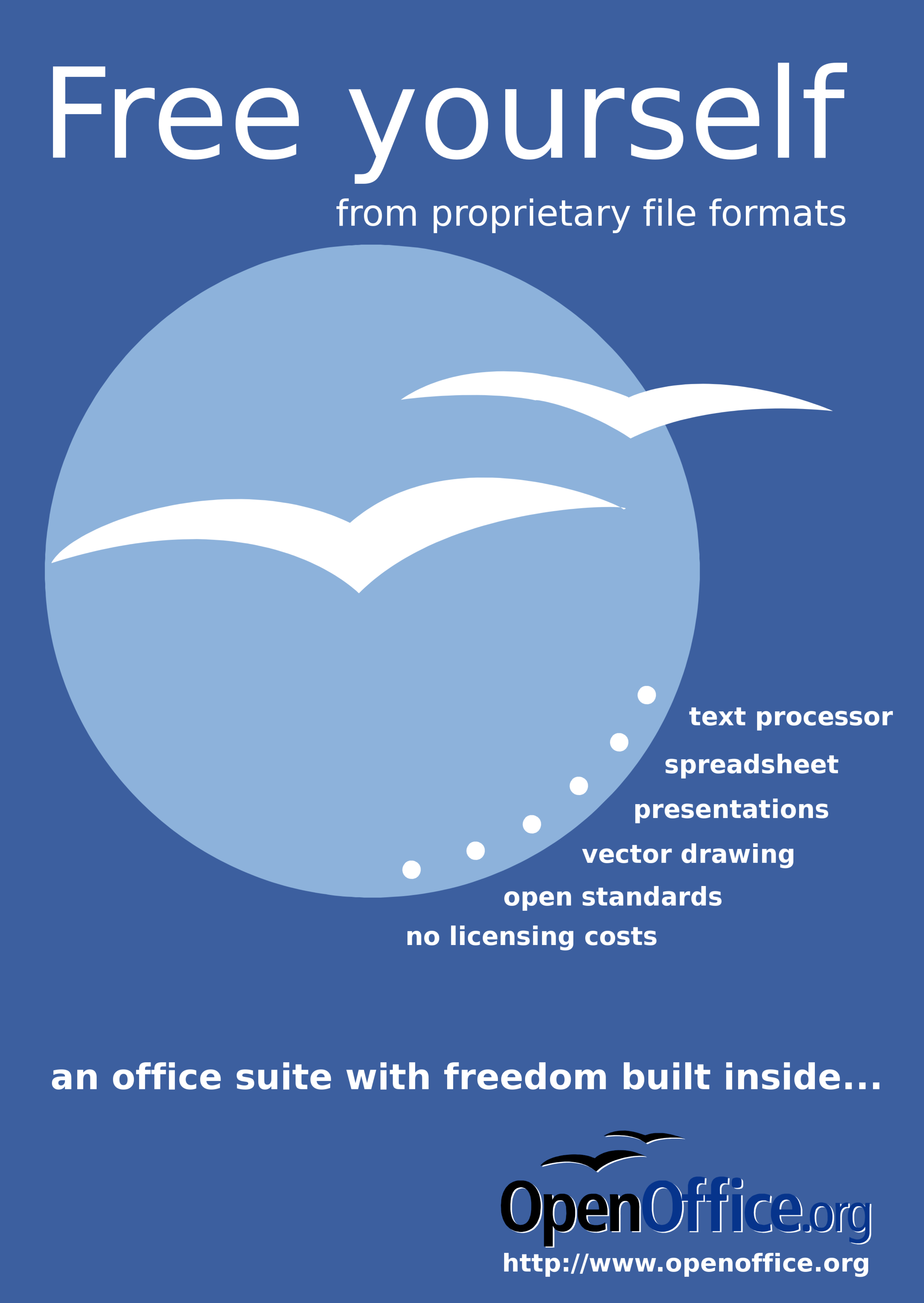 openoffice org promotional posters